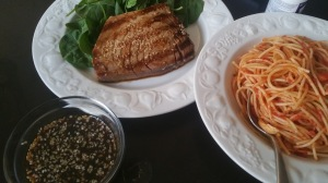 Sesame Grilled Tuna